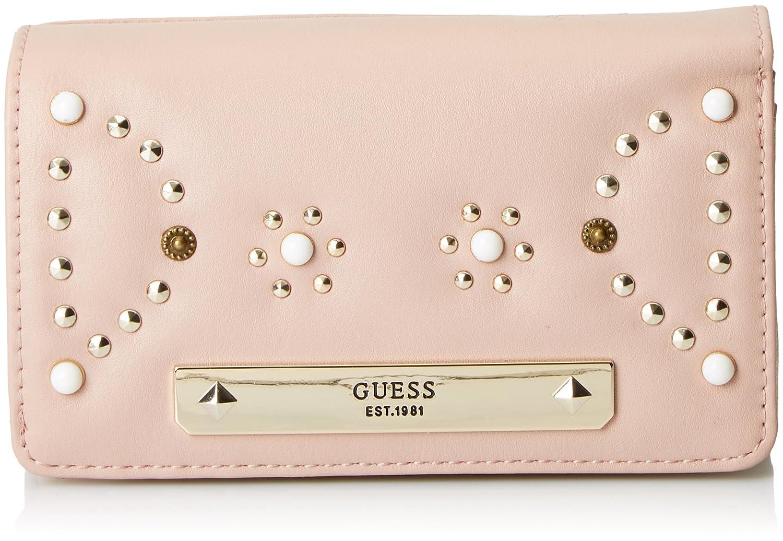 257240645 Amazon.com: Guess Slg Wallet, Women's Pink (Nude), 2x10x20 cm (W x ...