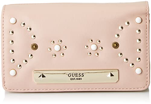 Guess - Slg Wallet, Carteras Mujer, Rosa (Nude), 2x10x20 cm ...
