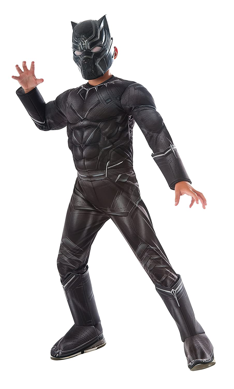 Captain America: Civil War Black Panther Costume
