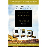 The New Testament in Its World Pack: An Introduction to the History, Literature, and Theology of the First Christians