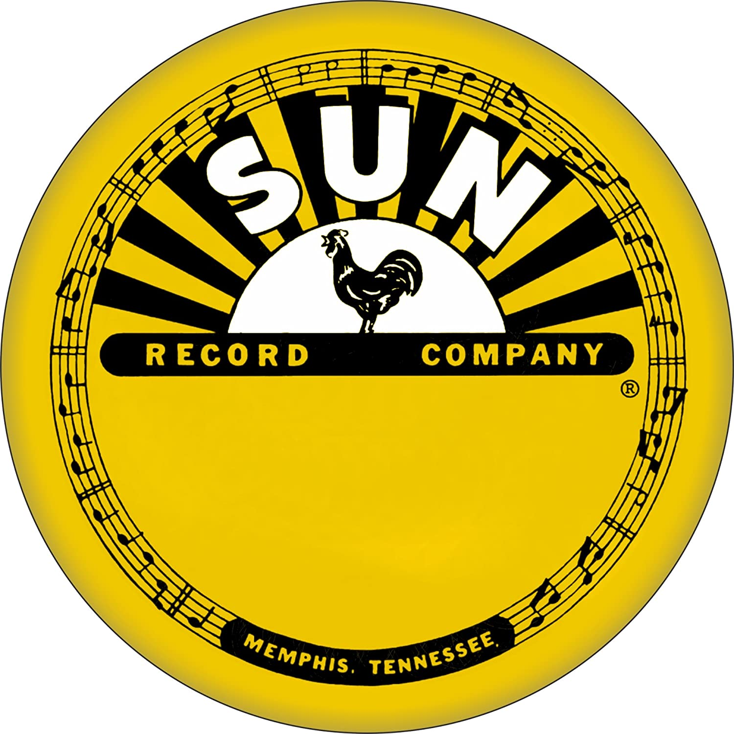 Sun Records - Label Logo - 1.5