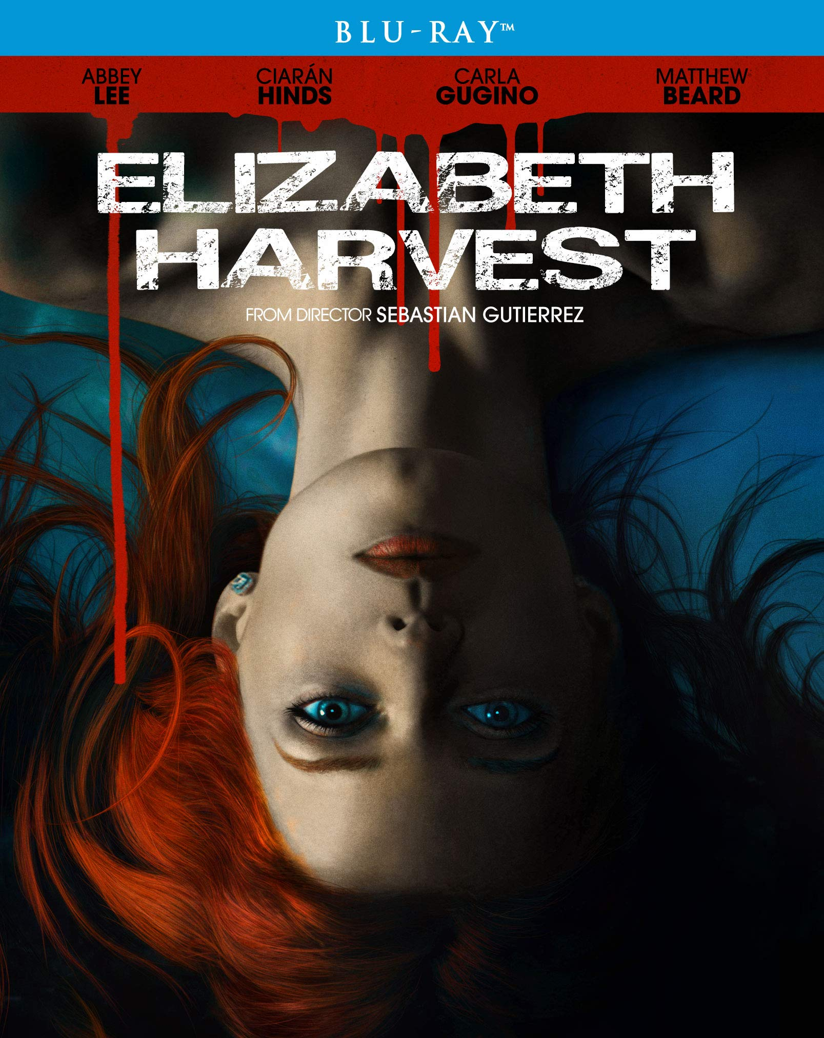 Blu-ray : Elizabeth Harvest (Widescreen)