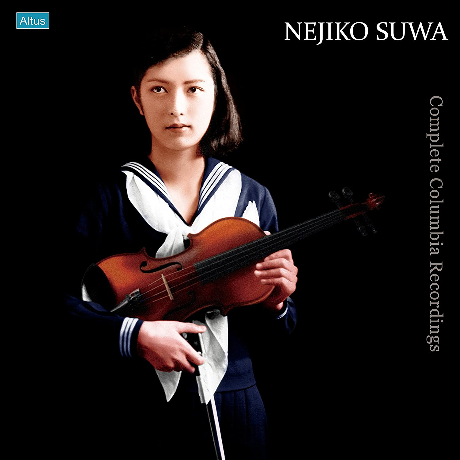 諏訪根自子 コロムビア録音全集 (Complete Columbia Recordings / Nejiko Suwa) [2LP] [Limited Edition] [日本語帯解説付] [Analog]                                                                                                                                                                                                                                                    <span class=