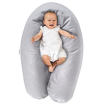 Theraline Stillkissen Lagerungskissen Baby Kissen 180 cm Dodo Pillow Premium
