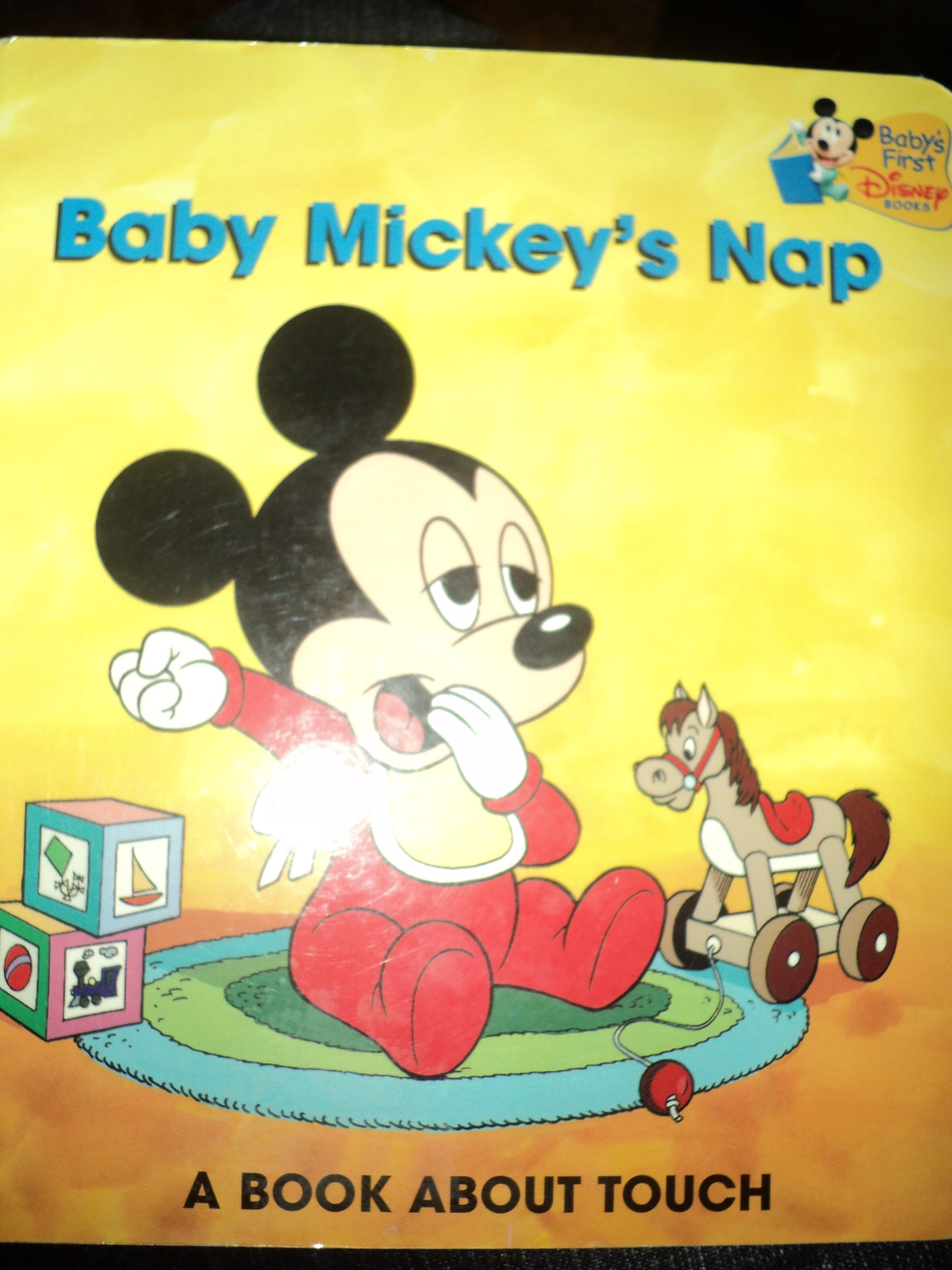 Baby Mickeys Nap about Disney product image
