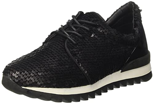 North Star 5496295, Sneaker a Collo Basso Donna, Nero (Nero), 40 EU