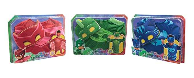 Pyjamasques Disfraz Buhíta, PJ Masks, PJM074, PJM, 4-6 años: Amazon.es: Juguetes y juegos
