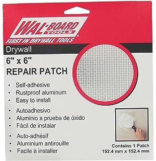 Walboard tool 54-007 8-Inch X 8-Inch Drywall Repair Patch WalBoard Pro