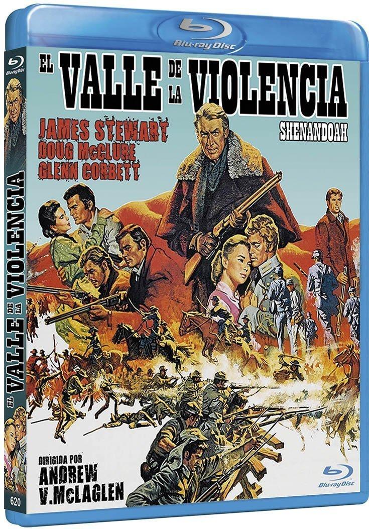 El Valle de la Violencia BD [Blu-ray]