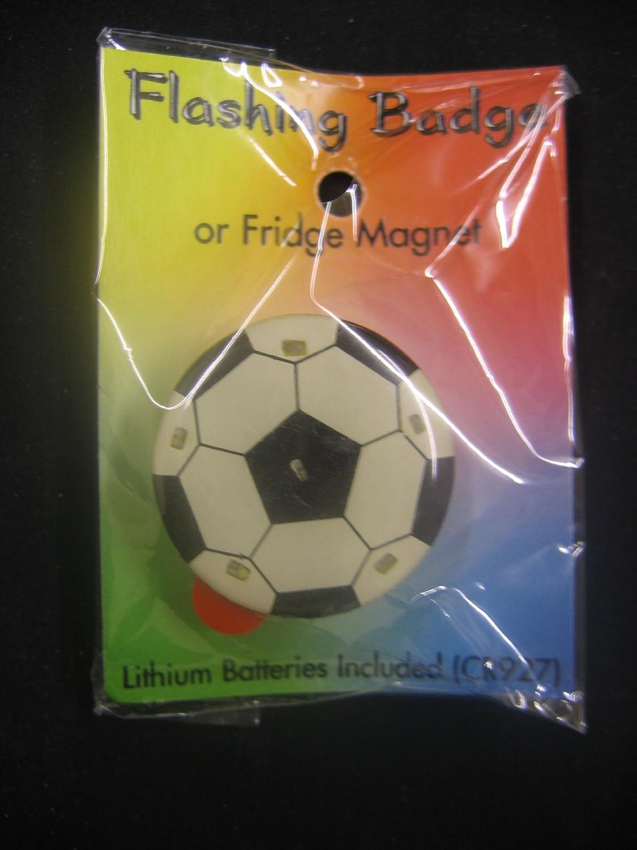 PARTYRama Fútbol Placa de LED Intermitente imán: Amazon.es ...