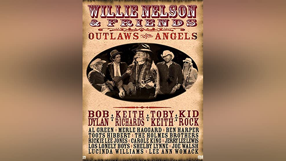 Willie Nelson - Outlaws and Angels