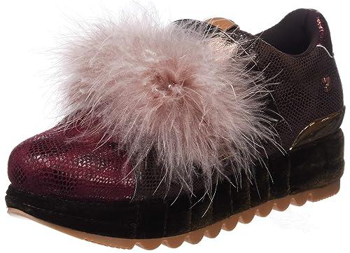 Gioseppo Zapatillas para Mujer, (Marron 46104-P), 37 EU: Amazon.es: Zapatos y complementos