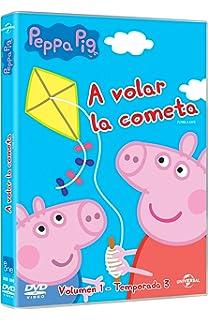 Peppa Pig En Espanol A Volar La Cometa Y Otras Historias DVD Region 4