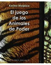 El juego de los animales de poder + cartas: sabiduría chamánica del reino animal (CARTOMANCIA)