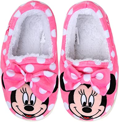 Joah Store Slippers for Girls Warm Fur