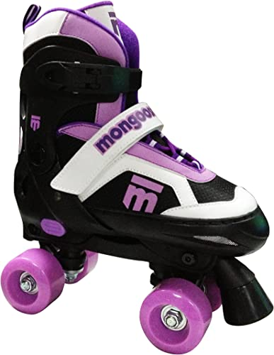 Mongoose Girl s Quad Roller Skates