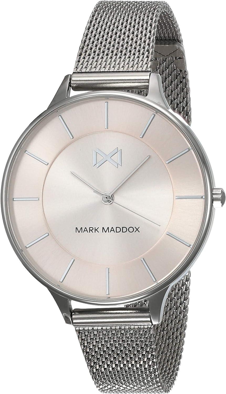Mark Maddox Mujer MM7118-97 Malla Plateado