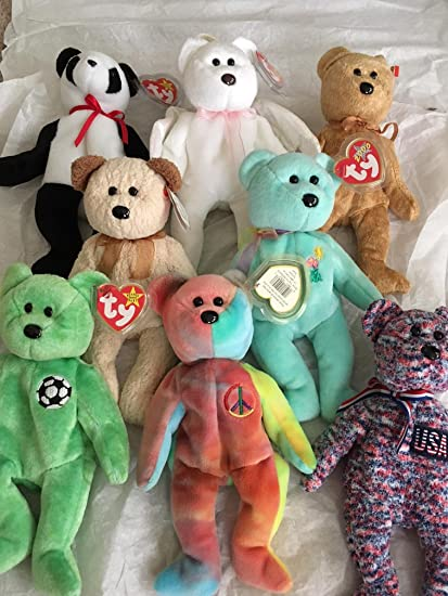 Image Unavailable. Image not available for. Color  Beanie Baby Bear  Collection by Beanie Babies e52981d5379c