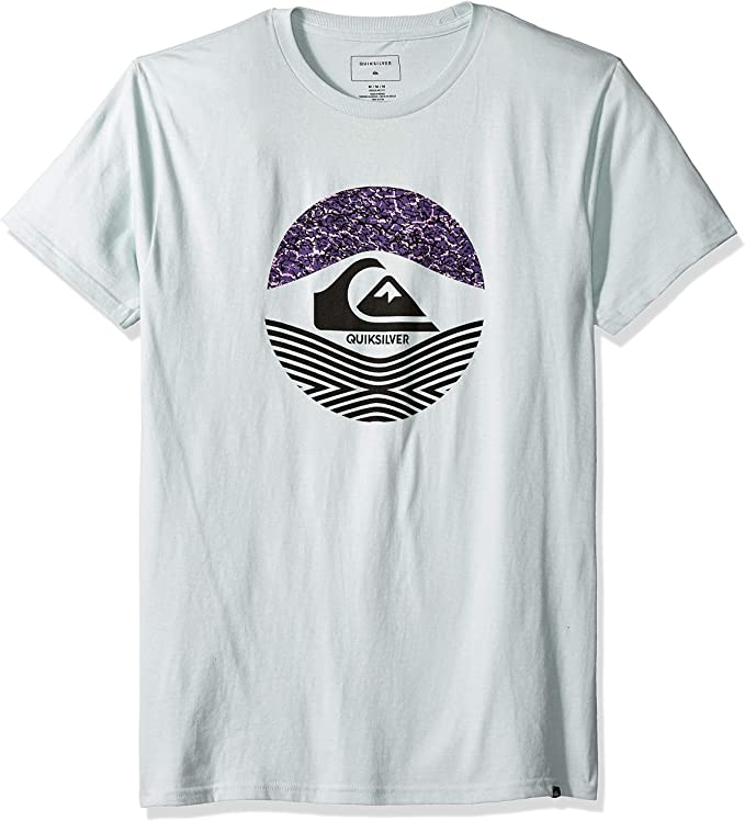 Quiksilver Mens Stomped on Tee: Amazon.es: Ropa y accesorios