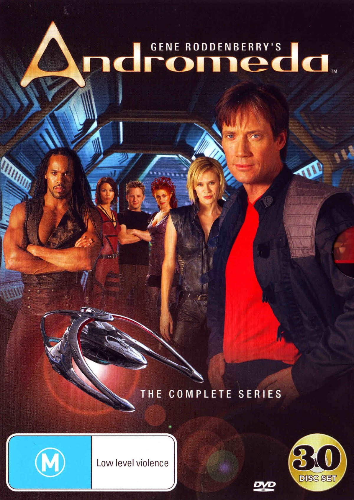 Andromeda: Complete Series by Imports