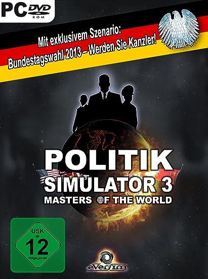Politik Simulator 3: Masters of the World