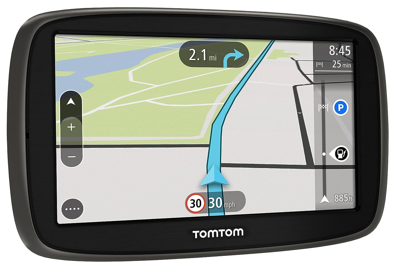 TomTom Start 50 5-Inch Sat Nav with UK, ROI Maps and Lifetime Map Updates-  Black/Grey: Amazon.co.uk: Electronics