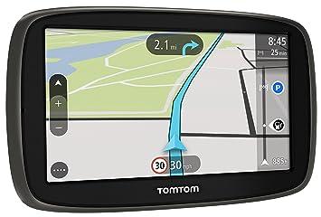 TomTom Start 50 de 5 pulgadas de navegación por satélite con el Reino Unido y ROI Maps y mapas de por vida Actualizaciones: Amazon.es: Electrónica