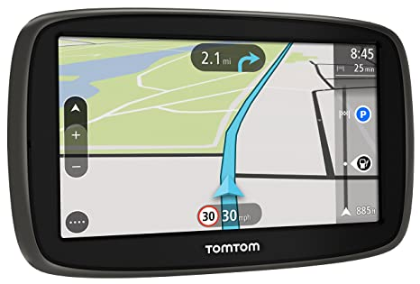 TomTom Start 50 5-Inch Sat Nav with UK, ROI Maps and Lifetime Map