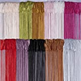 String Curtain Panel (Black)