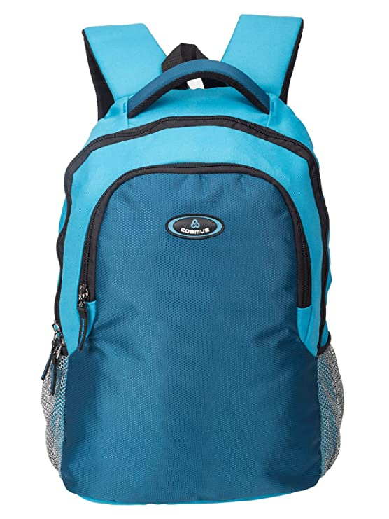 Cosmus Phoenix 15.6 Inch T.Blue   Indigo Blue Laptop Backpack Laptop Backpacks