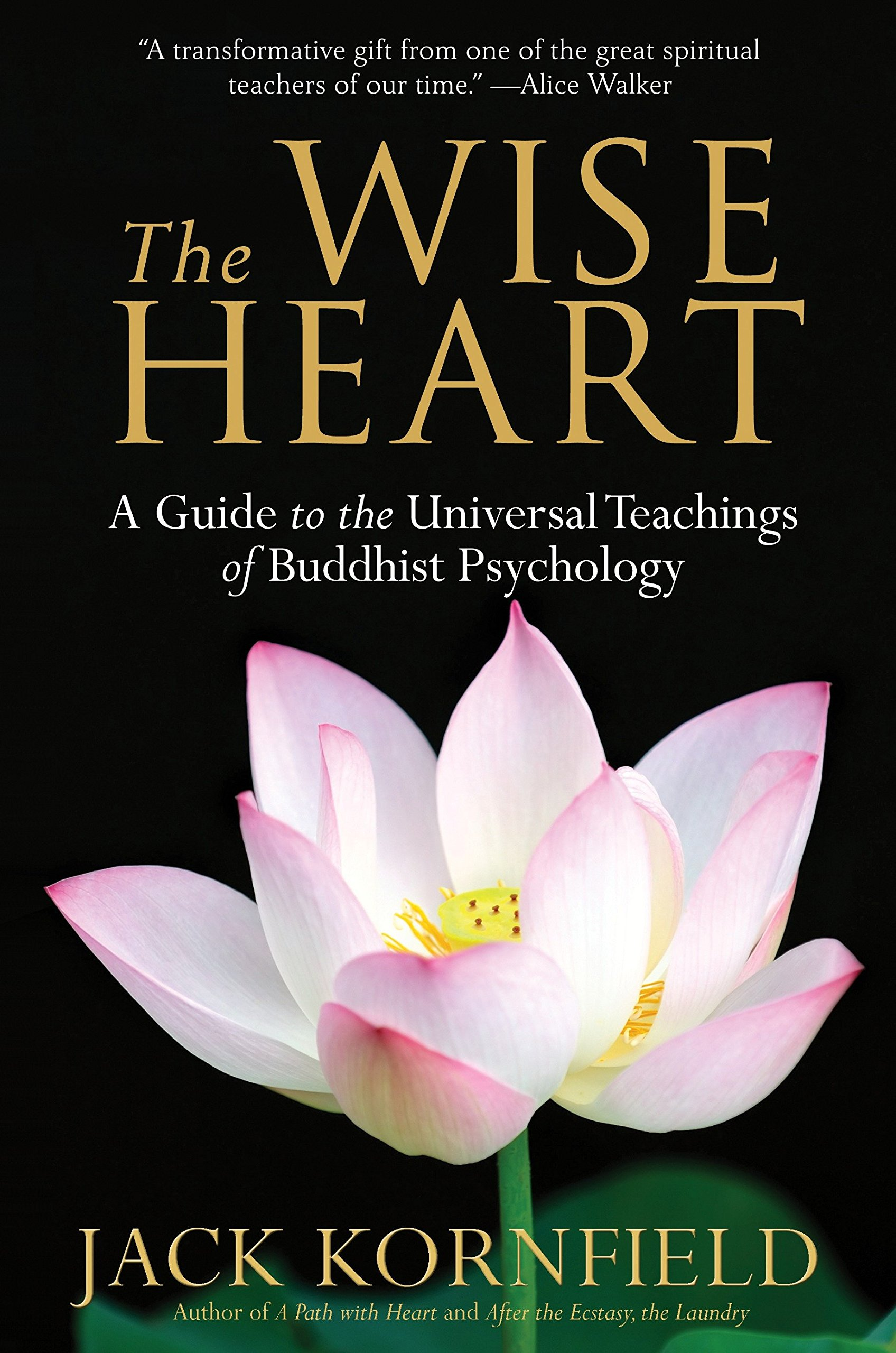 Amazon The Wise Heart A Guide To The Universal Teachings Of