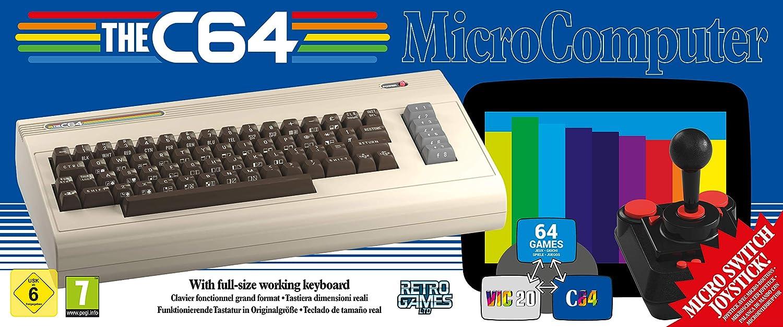 le retour du Commodore 64 - Page 2 81eC42fpXQL._AC_SL1500_