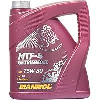 MANNOL MTF de 4getriebeoel 75W de 80API GL