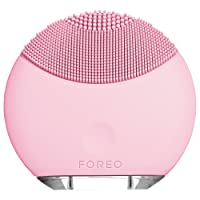 Foreo Luna Mini Silicone Face Brush With Facial Cleansing F3364