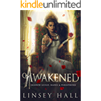 Awakened (The Shadow Guild: Hades & Persephone Book 2) book cover