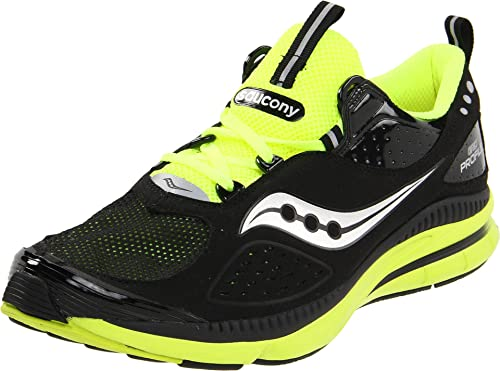 947917a66687c Saucony Grid Profile Running Shoes Black: Amazon.co.uk: Shoes & Bags