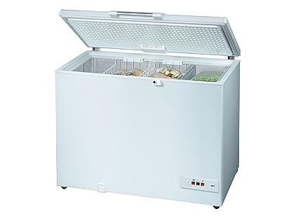 Bosch Kühlschrank No Frost : Bosch gtm a gefriertruhe a l weiß no frost amazon