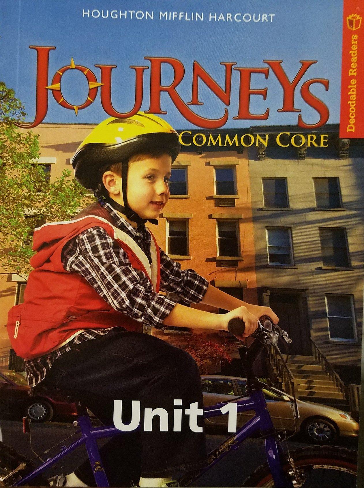 Journeys: Decodable Reader Unit 1 Grade 1 ebook