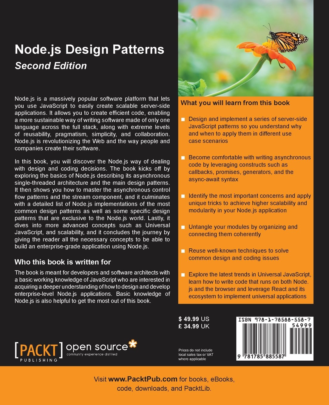 Buy nodejs design patterns book online at low prices in india js design patterns book online at low prices in india nodejs design patterns reviews ratings amazon fandeluxe Choice Image
