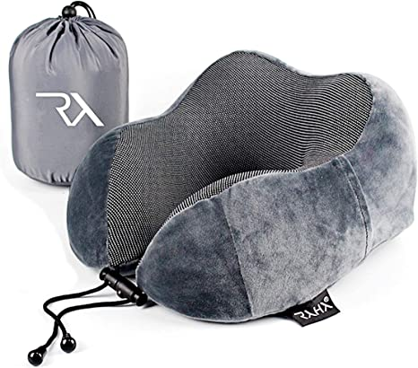 Travel Pillow by Raha | Neck Pillow for