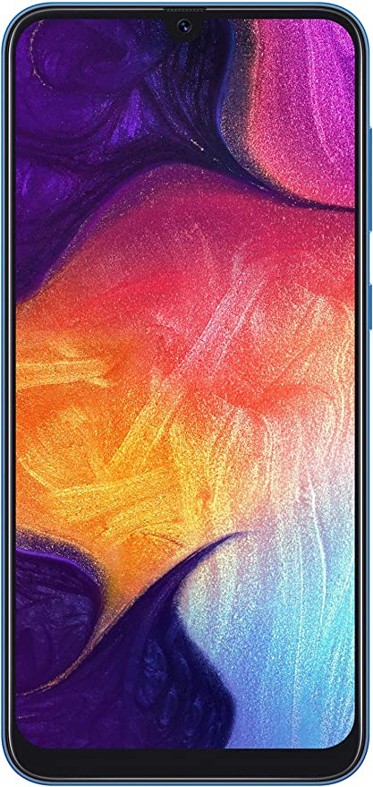 Samsung Galaxy A50 (Blue, 6GB RAM, 64GB Storage) with No Cost EMI/Additional Exchange Offers