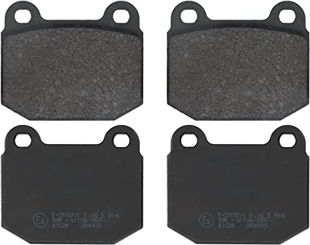 VAUXHALL VX220 ALL MODELS MINTEX  FRONT BRAKE PADS SET