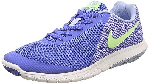 size 40 dc5f6 f9f9f Nike Women s WMNS Flex Experience Rn 6 M.Blue Ghost Grn-Almnm-