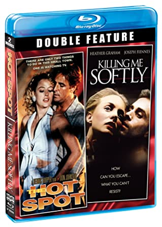 Amazon com: The Hot Spot / Killing Me Softly [Blu-ray]: Don Johnson