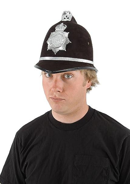 sc 1 st  Amazon.com & Amazon.com: elope British Bobby Police Costume Helmet: Clothing