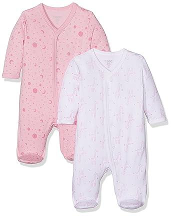 53372e1f5a822 Care Pyjama Bébé fille (lot de 2)  Amazon.fr  Vêtements et accessoires
