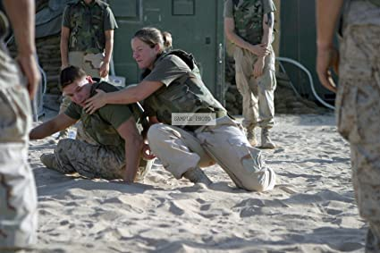 Photo US Marine Corps USMC Marine Corps Martial Arts