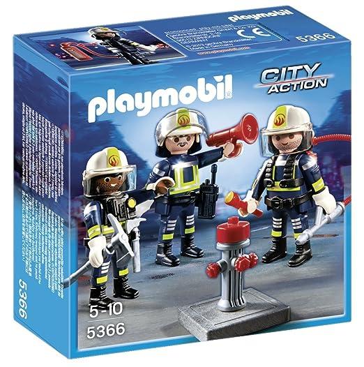 15 opinioni per Playmobil 5366- Squadra Speciale Antincendio
