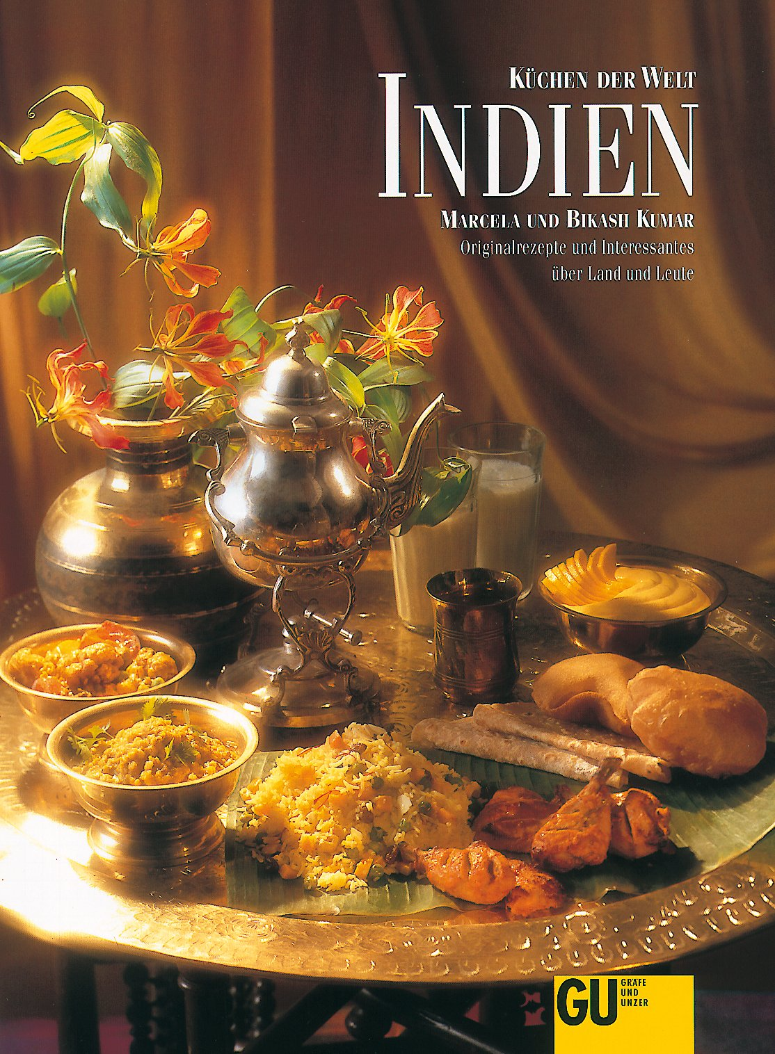 Küchen der Welt: Indien: Amazon.de: Marcela Kumar, Bikash Kumar: Bücher