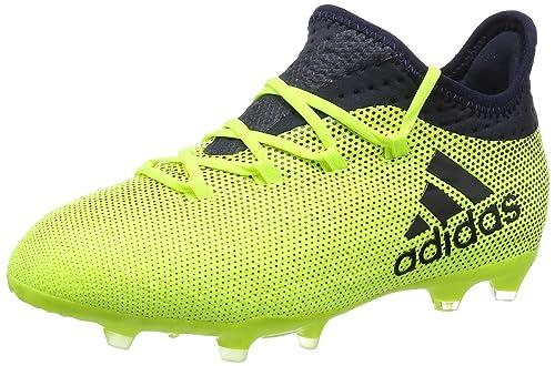 adidas X 17.1 FG J, Botas de fútbol Unisex niños: Amazon.es: Zapatos y complementos